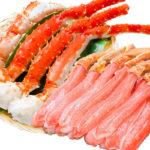 メガ盛りタラバ・ズワイセット 1ケース 29,800円